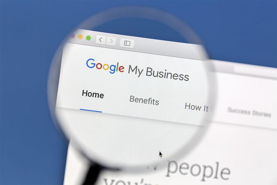 google my business faqs